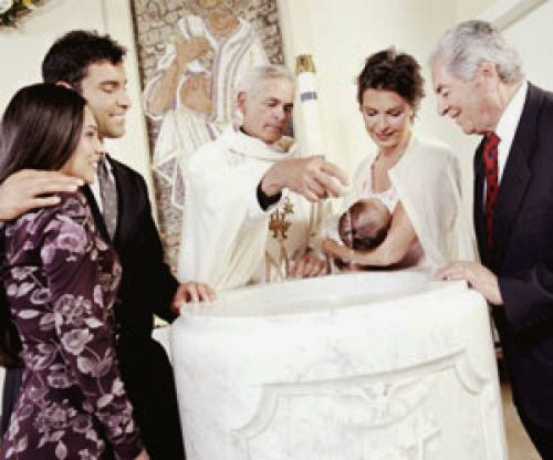 How To Selecet A Godparent Who Isnt A Family Member