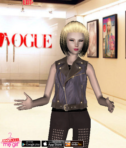 Teen Vogue Me Girl Level 48 - Day to Night - Yourself - Snapshot