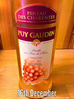 French village Diaries pineau des charentes apero advent a to z french food drink