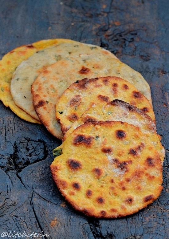 Recipes | Missi Roti, Potato