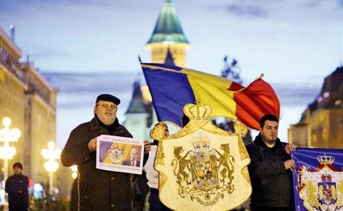 România cheamă Monarhia