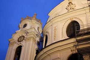 Church in Salzburg Austria