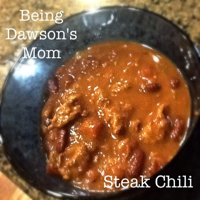 Best steak chili