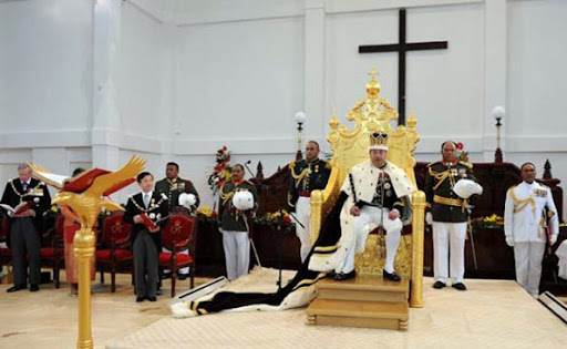 King of Tonga