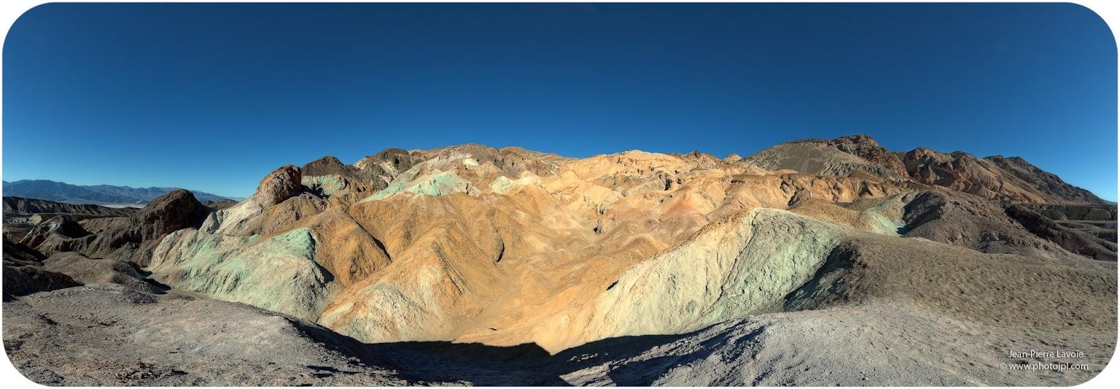 Artist Palette at Death Valley