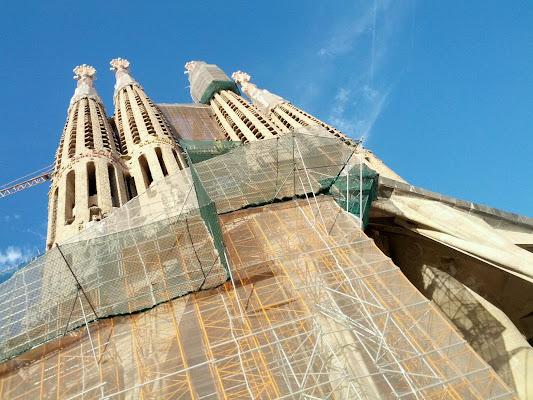 La Sagrada Familia, Sagrada Família, 08025 Barcelona, Barcelona, Spain