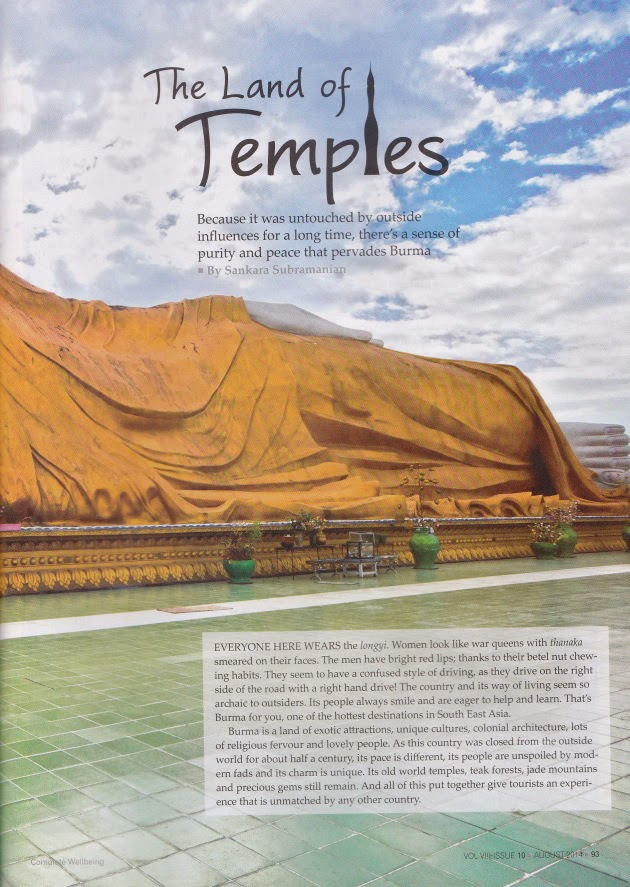 The Land of Temples - Complete Well Being Magazine - August Issue - Page 93