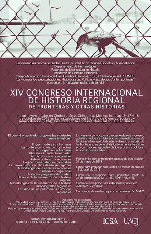 Historia Regional - México