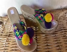 Sandalia Wayuu Ref. 6