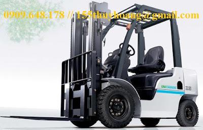 Xe nâng Nhật Bản 1.5 - 3.5 tấn