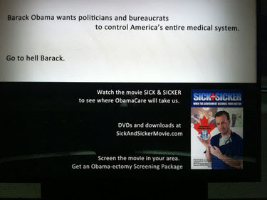 Va. Congressman objects to ad telling Obama to go to Hell