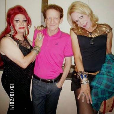 Fernando Reski, Paula Goodarth e Samantha Alucard