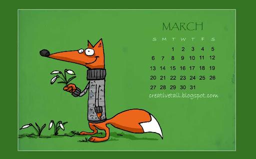 calendar march 2011 canada. 2011 march calendar wallpaper.