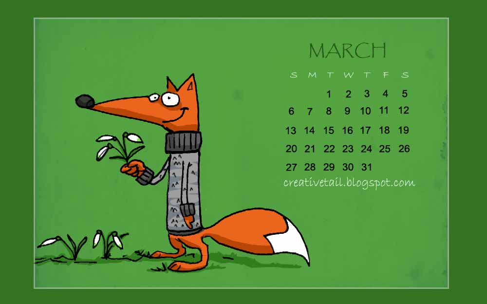 march calendar wallpaper 2011. Free March Calender Wallpaper