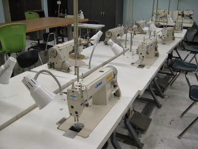 Male pattern boldness: buy an industrial sewing machine? are you nuts?