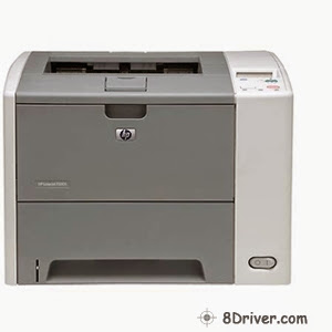 get driver HP LaserJet P3005 19.5