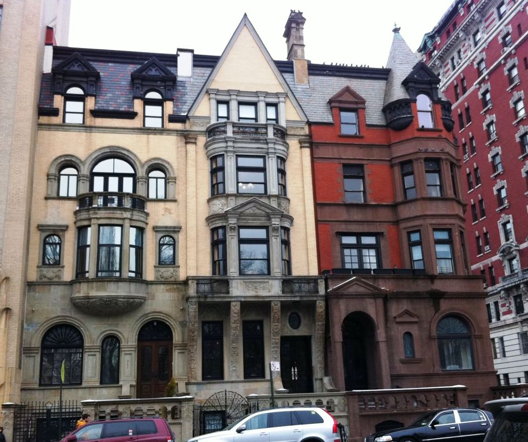 Manhattan Houses For Rent: Daytonian In Manhattan: The Often-Sold 1888 William Nobel