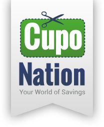 Logo of Cuponation - Your World of Savings