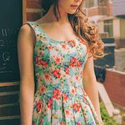 Сонник атласные платья
