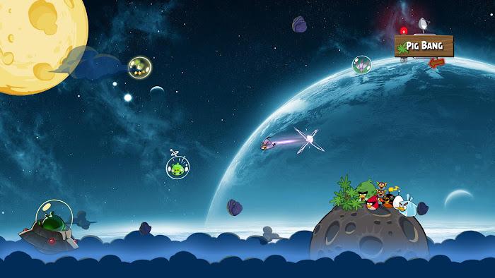 Hình nền về những chú chim điên trong Angry Birds - Ảnh 18