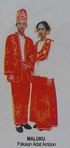 Pakaian Adat Maluku Pakaian Tradisional Maluku Baju Adat Maluku 143x300 Pakaian Adat Tradisional Indonesia