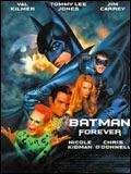 Jaquette de Batman Forever