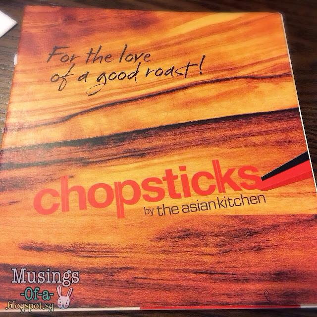 Charming Chopsticks By The Asian Kitchen, One Raffles Quay