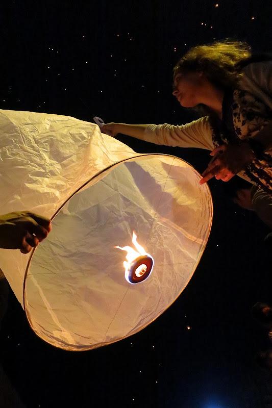 Maria's lantern