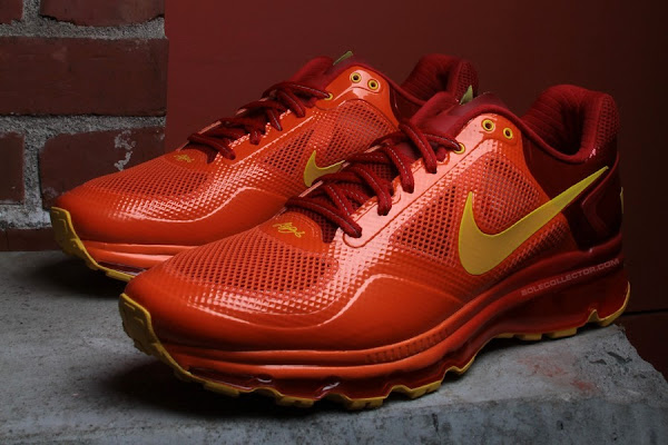 PE Spotlight LeBron8217s Nike Air Trainer 13 Max 8220Miami Heat8221