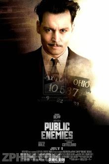 Kẻ Thù Quốc Gia - Public Enemies (2009) Poster