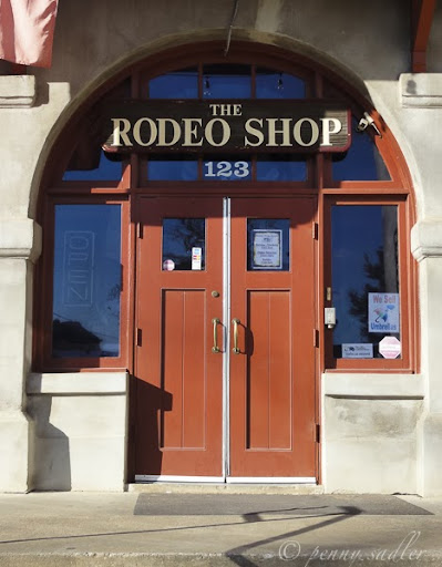 Fort Worth Stockyards Rodeo Shop