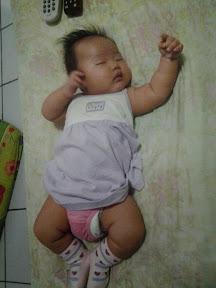 Posing tidur paling bergaya