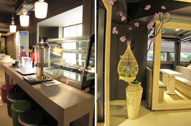>2樓豪華的用餐區-FRajo冰淇淋