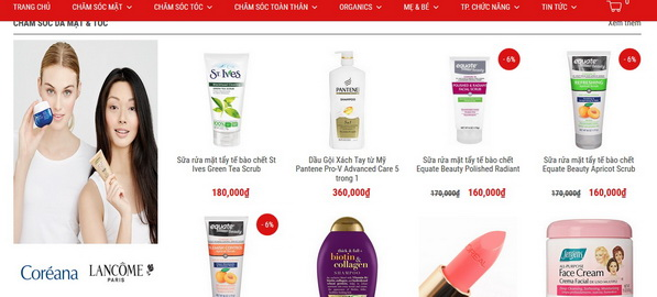 Hướng dẫn mua hàng trên website : www.huynhgia.biz
