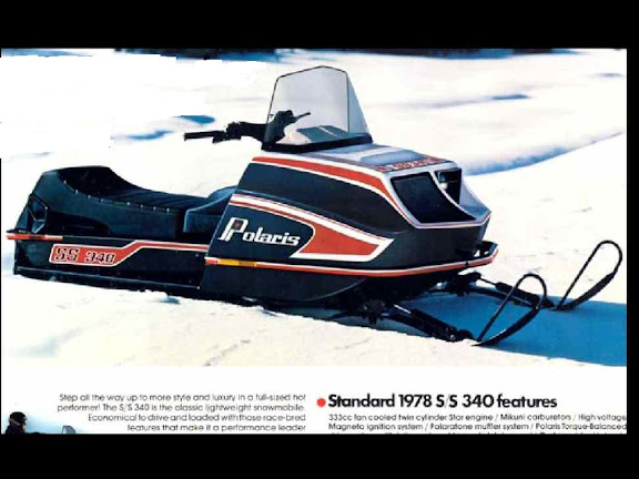 polaris 1972 1981 snowmobile service manuals 1979 1980 for. Black Bedroom Furniture Sets. Home Design Ideas