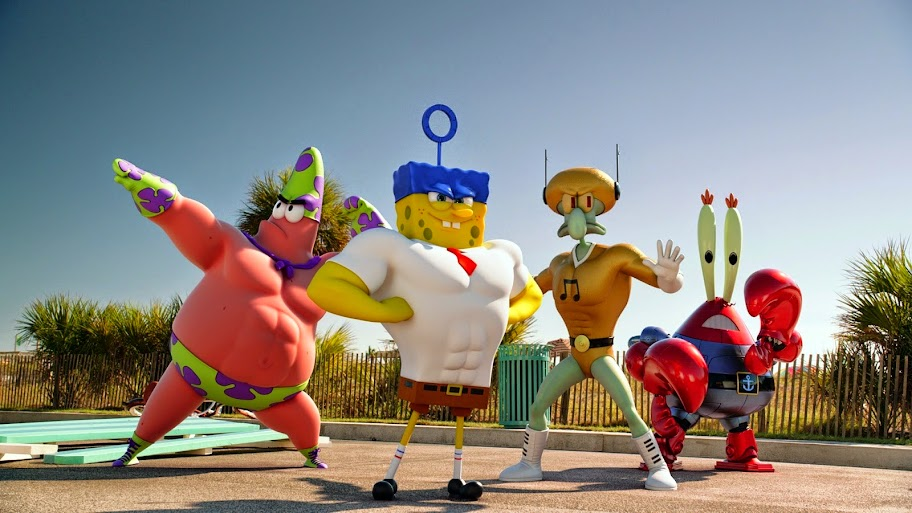 The SpongeBob Movie: Sponge Out of Water Official Site