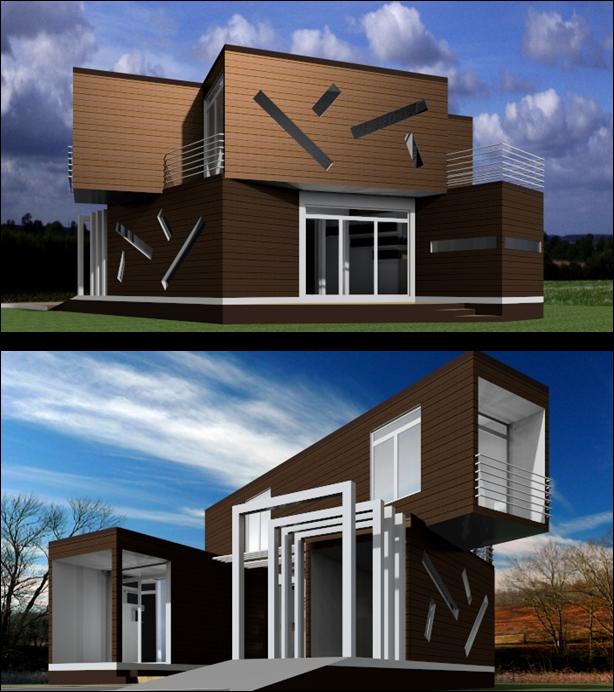 modular building concepts images