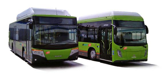 Encuesta a los usuarios de autobuses interurbanos para mejorar el servicio