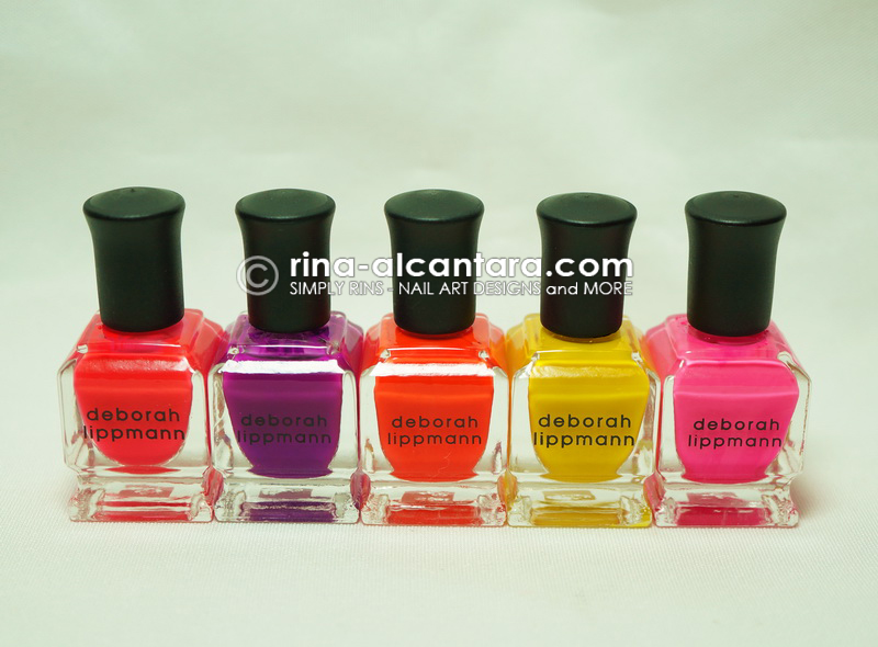 Deborah Lippmann Run the World (Girls)