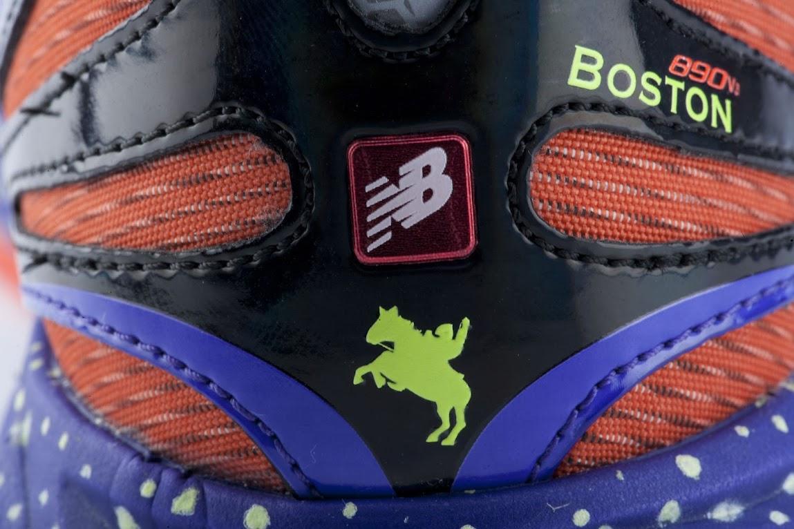 *New Balance 超輕量跑鞋:890城市紀念款! 3