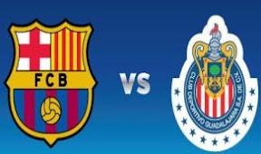 Chivas Barcelona vivo online Horarios