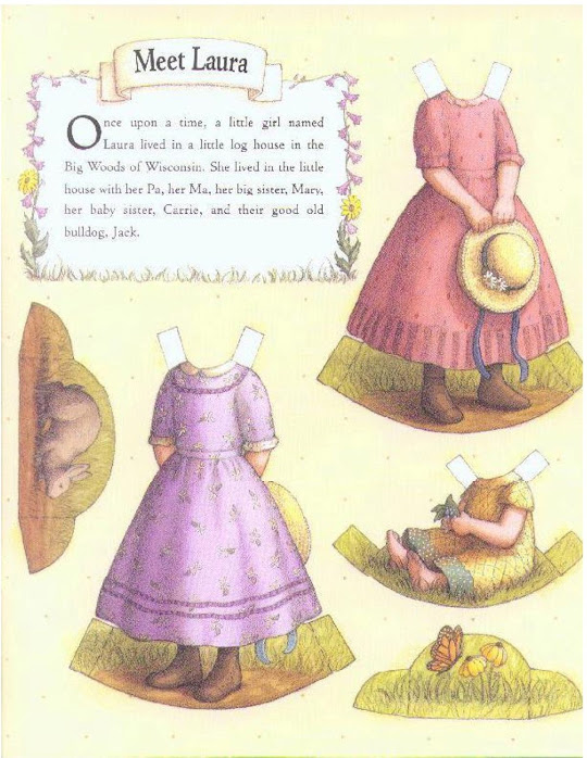 paper dolls - Little House on the Prairie Paper Dolls Little%252BHouse%252BPaper%252BDolls2S