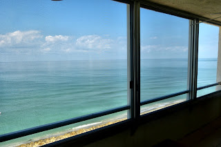 GULF OF MEXICO AS VIEWED FROM THE LANAI