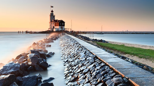 Paard van Marken Lighthouse, Noord-Holland, The Netherlands.jpg