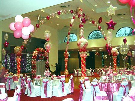 Ilution decor marzo 2011 for Salones decorados para 15