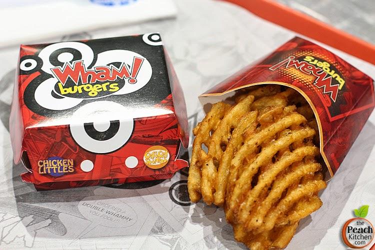 Wham Burger Cross Trax Fries