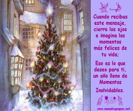 Mensajes de navidad para amigos