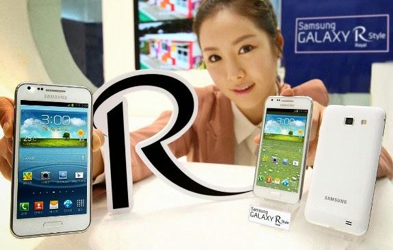 Samsung Galaxy R Style 01