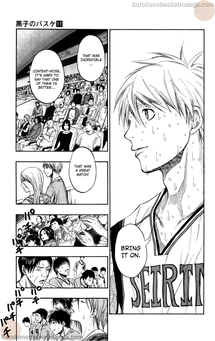Kuroko no Basket Manga Chapter 93 - Image 05