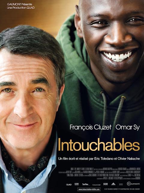 O PONEKOM FILMU... - Page 10 Affiche-Intouchables-2011-1